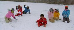 Minowa_kids_ski1