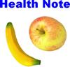 Healthnotebanaapple