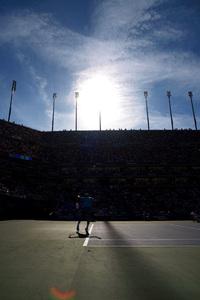 Federersersunset