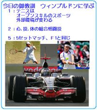 Sayingwimbledonf1