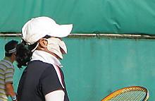 Maskspringplayer