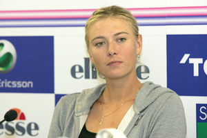 Sharapova_interview