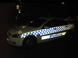 Policecafluorescentr