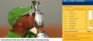 The_open_cink_cup_score