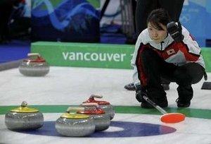 Curling_meguro