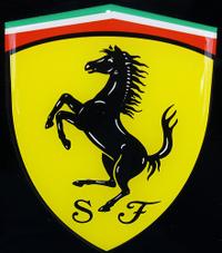 Ferrari_logo_plate