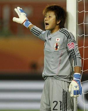 Soccerkeeperayumi