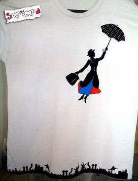 Marypoppinstshirt